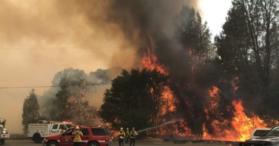 5 Safety Tips to Remember as wildfires roar in California